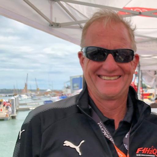 Greg Forster Driver F1