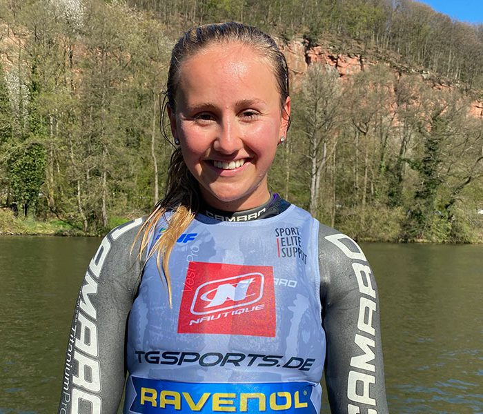 Carlotta Bonnemann Waterskier