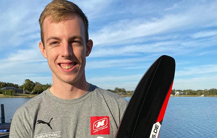 Sean Hunter Skier